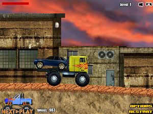Play Truck Mania 2