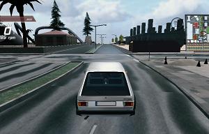 Play VW Golf Simulator
