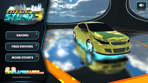 Play City Car Stunt 3