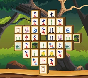 Play Mahjong Wizard