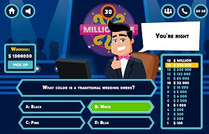 Play Millionaire Quiz