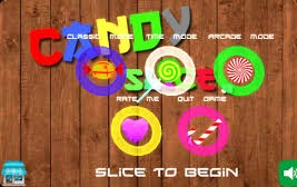 Play Slice The Candy