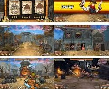 Play Wild West Shootout