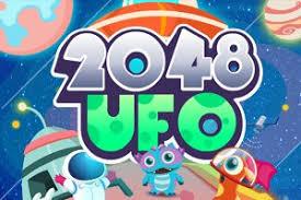 Play 2048 UFO