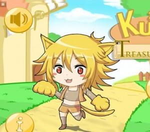 Play Kuceng The Treasure Hunter