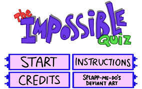 Play The Impossible Quiz